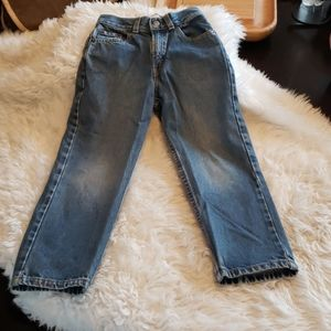 550 Relaxed Fit Levi's Size 6 Slim